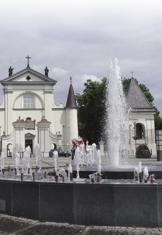 Aktywny weekend z naturą i historią w Węgrowie i okolicach