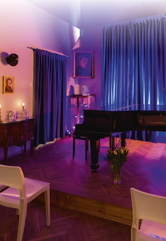 Chopin Point Warsaw -codzienne koncerty chopinowskie