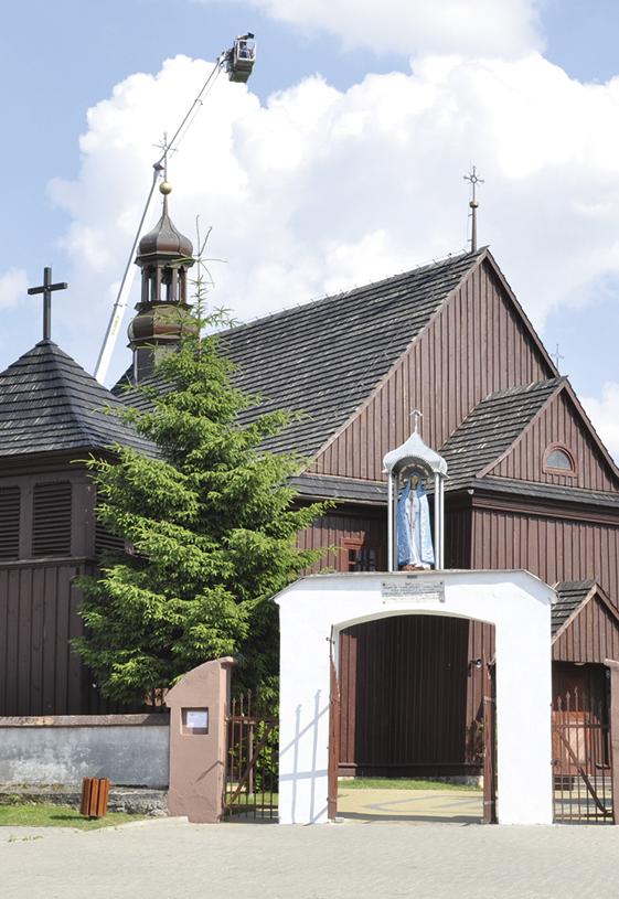 Drewniane kościoły Mazowsza