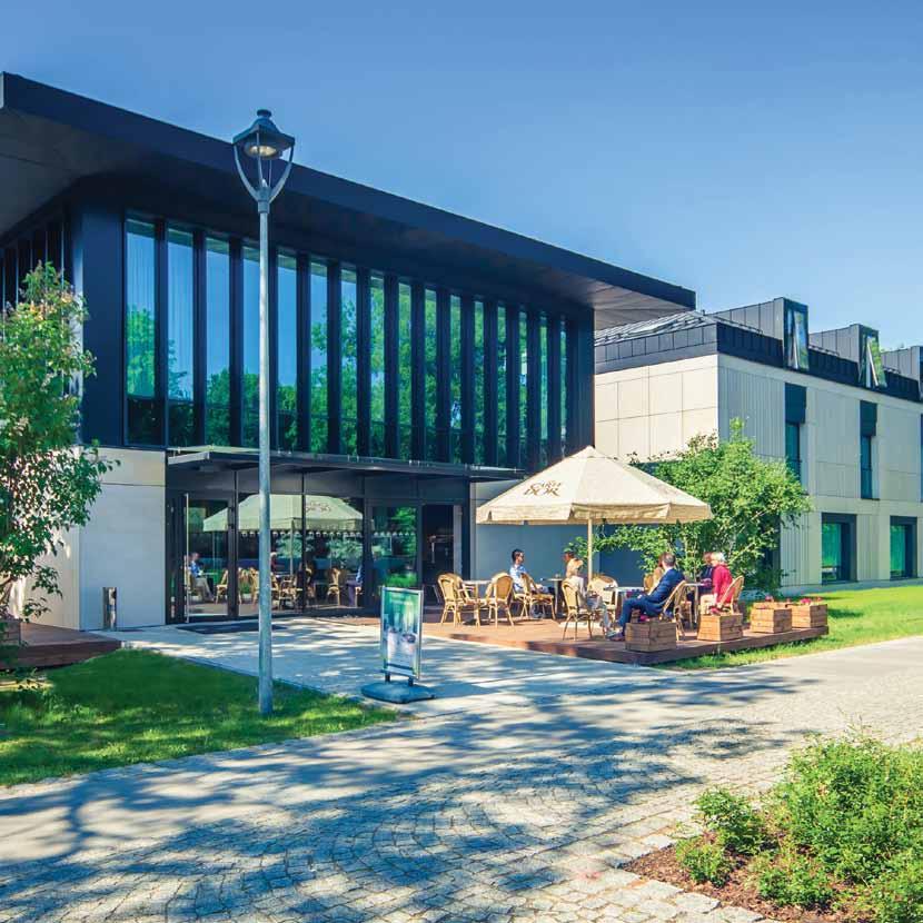 Konstancińskie Centrum Hydroterapii EVA Park Life & SPA