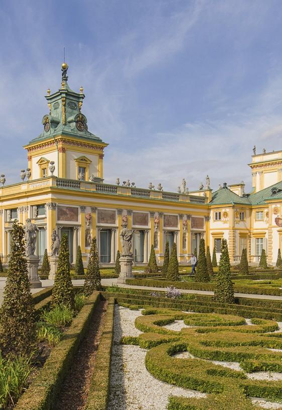 Muzeum Pałacu Krola Jana III Sobieskiego w wilanowie