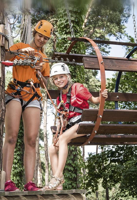 Park Rozrywki Julinek - dobra zabawa blisko natury
