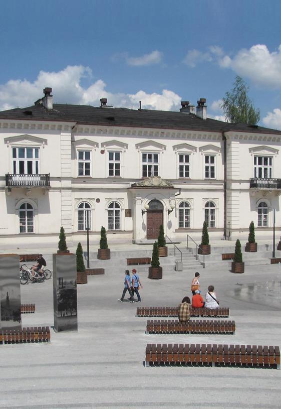 Radom – miasto Andrzeja Wajdy, filmowych plenerów ifestiwali