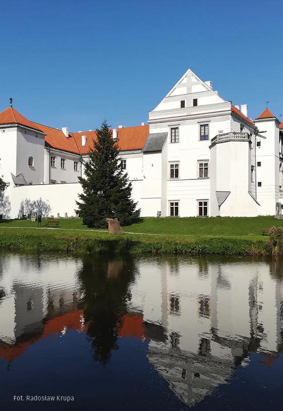Zamek wSzydłowcu