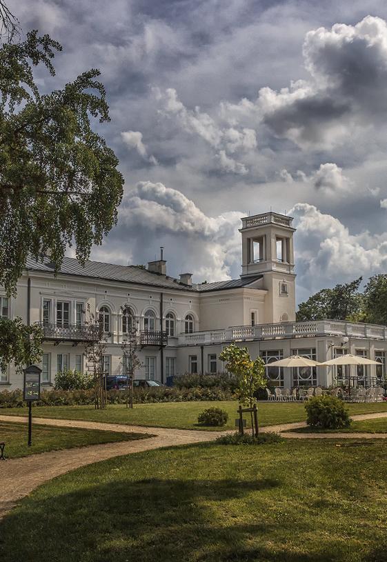 Zespół Pałacowo-Parkowy wSannikach