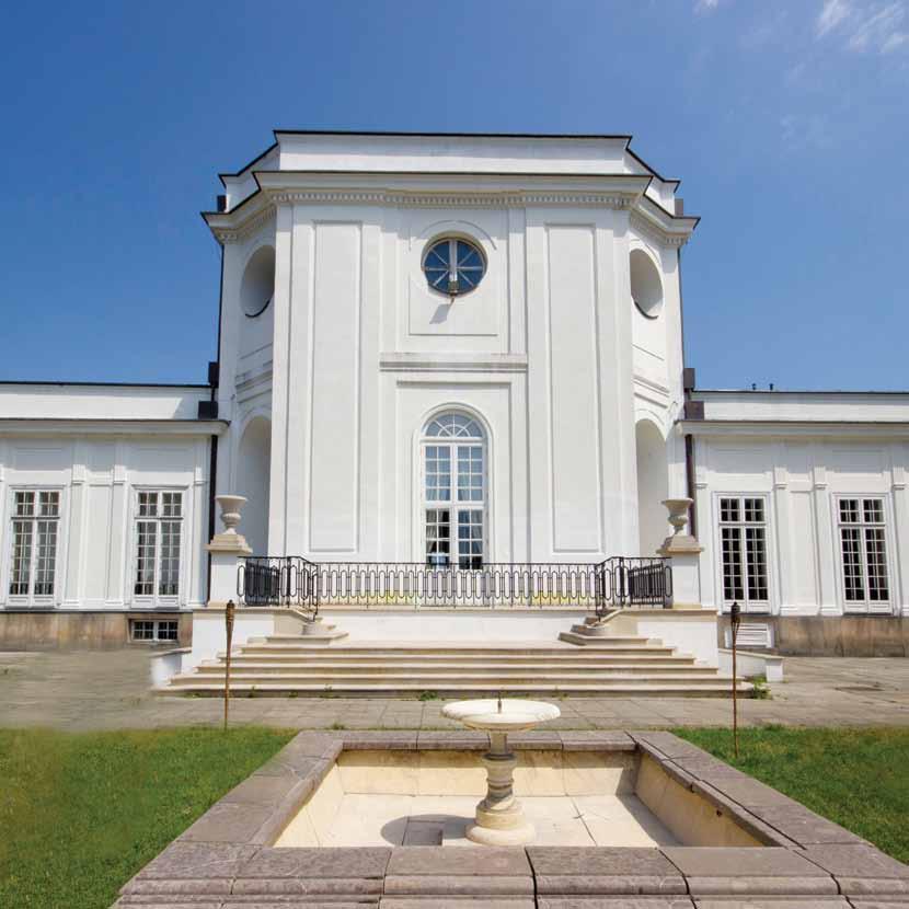 PAN, Dom zjazdów i konferencji w Jabłonnie