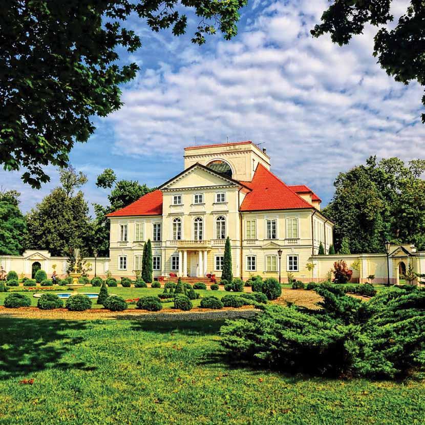 Pałac Ossolińskich Conference & SPA